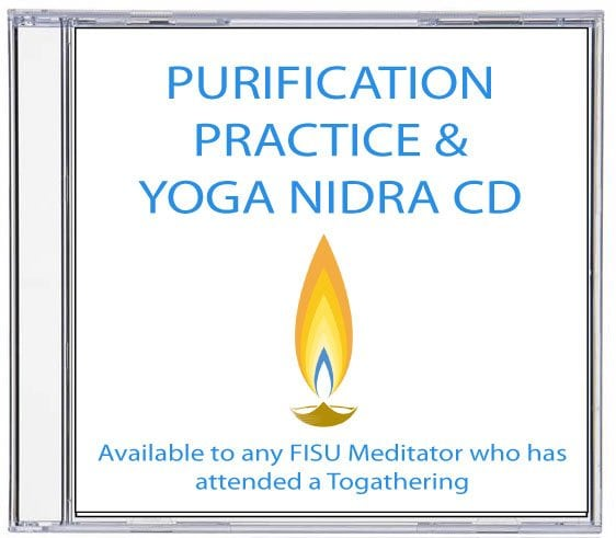 Purification Practice Yoga Nidra Instruction CD